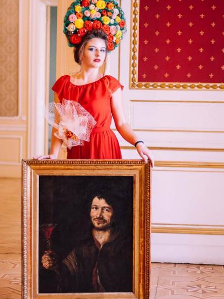 Істина вина у творах світового мистецтва з колекції Галереї