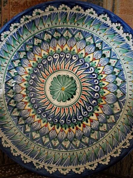 МІЖ ВИДИМИМ І НЕВИДИМИМ. Виставка мусульманського мистецтва