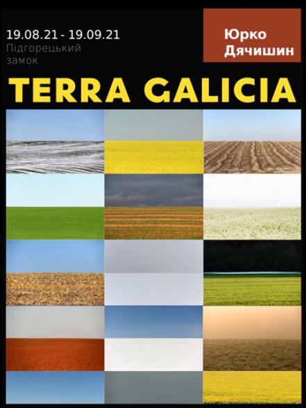 Персональна виставка Юрка Дячишина «Тerra Galicia»